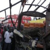 MATATU EXPLOSION IN NAIROBI'S EASTLEIGH
